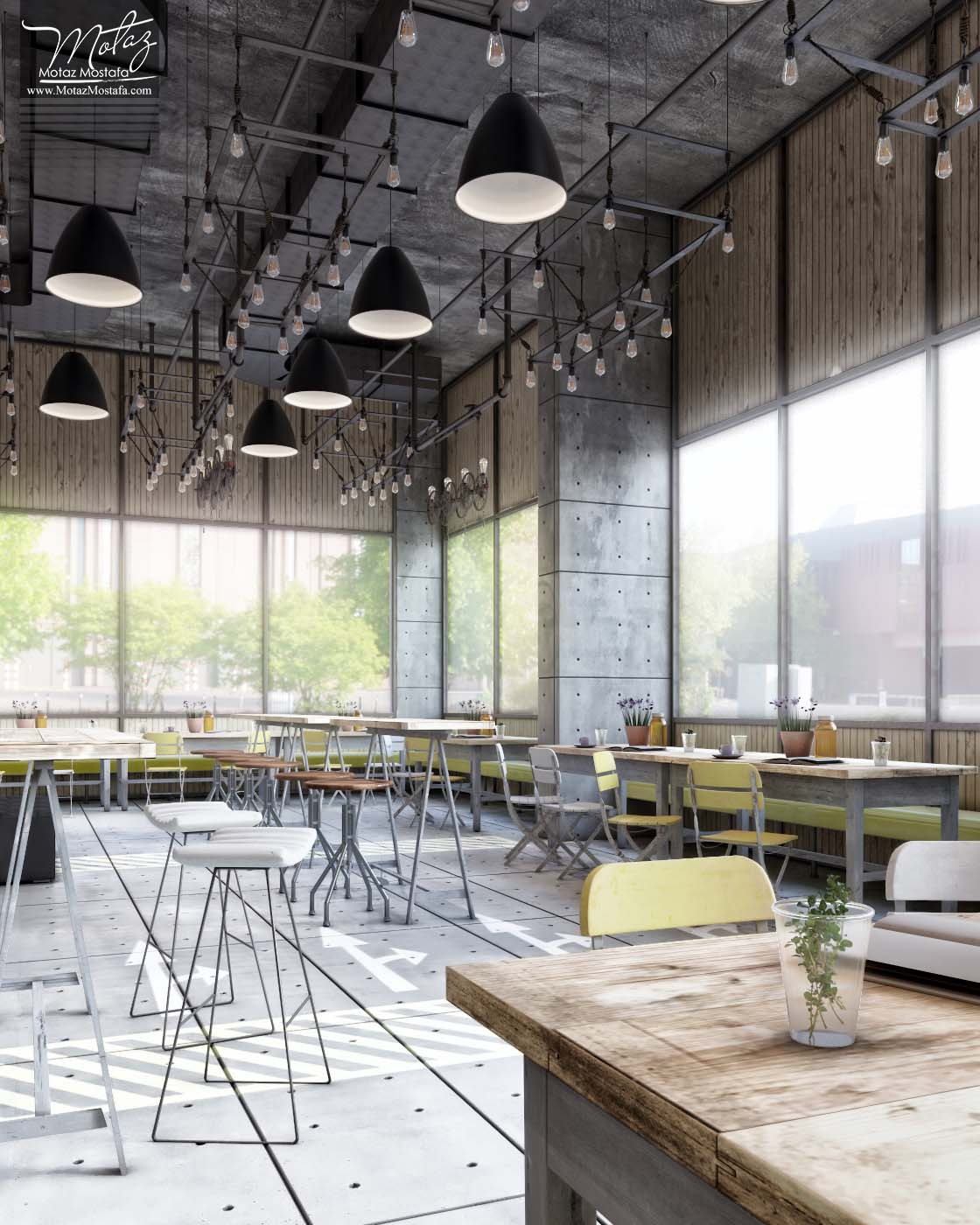 Burger Joint Design Proposal