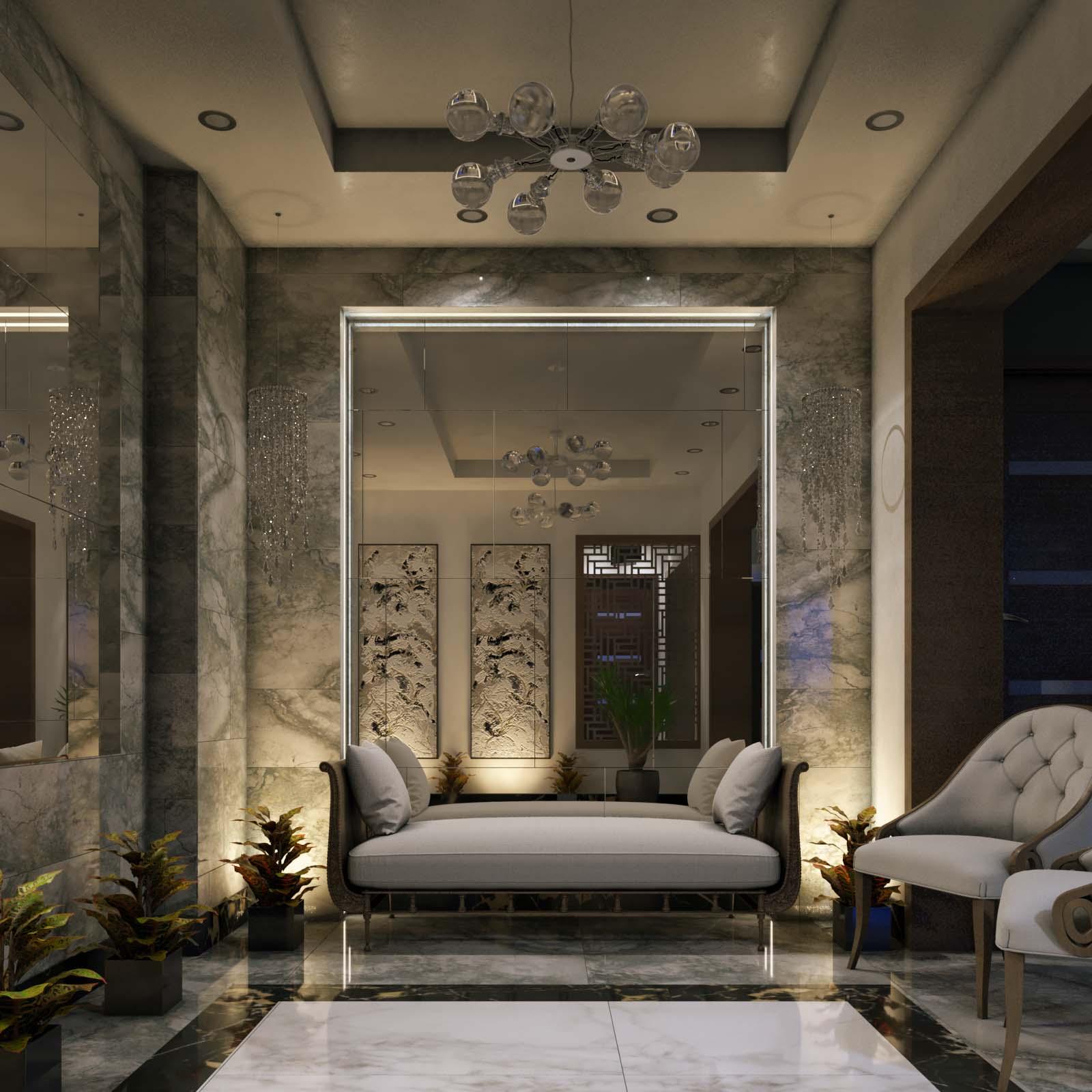 Modern Villa Ground Floor ,Egypt