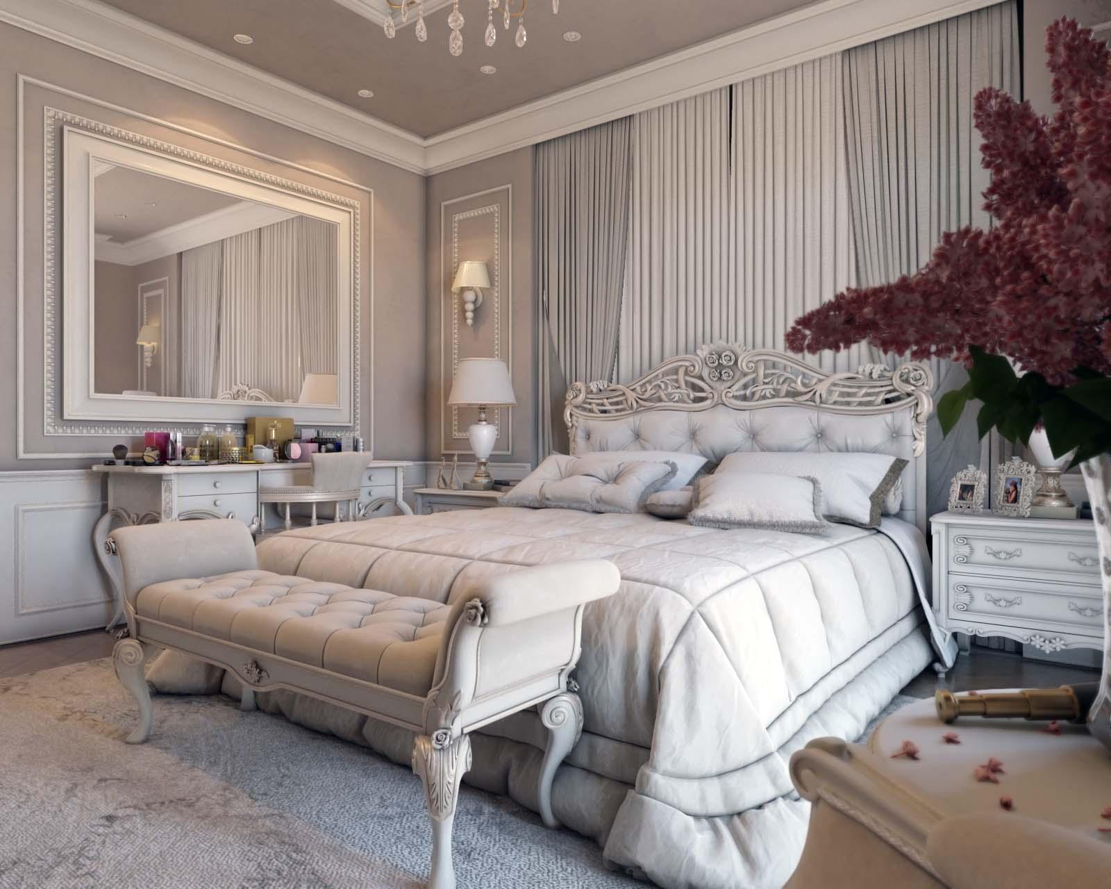 Villa Master Bedroom, Egypt
