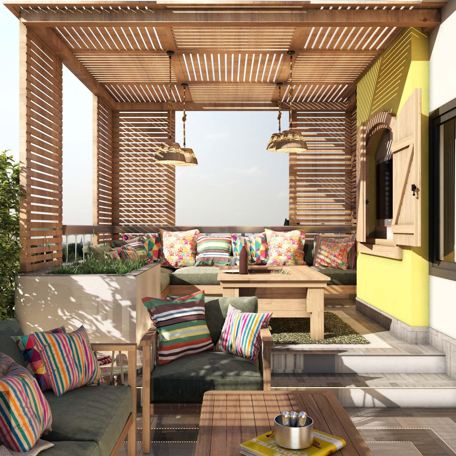 Rooftop Design, Egypt