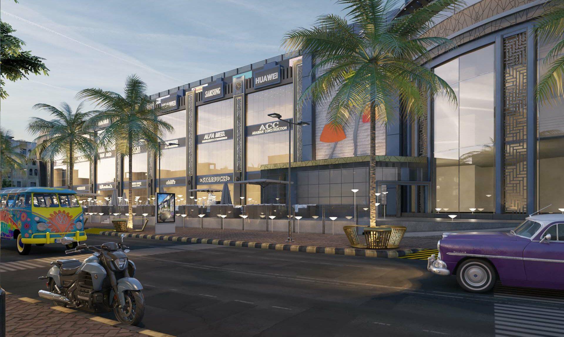 Hayati Mall Design Proposal
